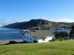 Charming House with Beautiful Scenery, Portugal Cove, Newfoundland, Canada.