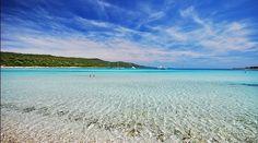 saharun beach, croatia