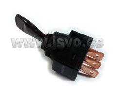 Interruptor, Conmutador unipolar a palanca Electro dh 11.422.I/C #jsventaonline #electricidad #electrónica www.jsvo.es