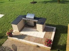 Bing : diy outdoor barbeque islands