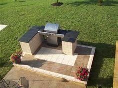Bing : diy outdoor barbeque islands