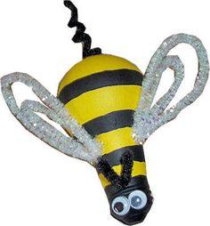 Light Bulb Bumble Bee