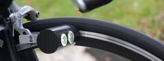 Magnic Light: contactless bicycle dynamo light