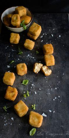 croquetas, pollo, Martin Berasategui, aperitivo, tapa, receta de aprovechamiento,