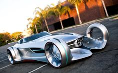 2011 Mercedes-Benz Silver Arrow Concept wallpaper