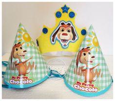 decoracion perro chocolo - Buscar con Google