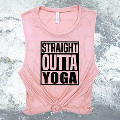 Expression Tees Straight Outta Skull Town Triblend Racerback Tank Top for Women
