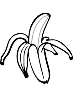Bananas Coloring Pages Select From 30412 Printable Of Cartoons Animals Nature Bible And Many More
