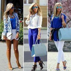 3 styles pour l'été