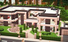Moderne Minecraft Häuser Wolkenkratzer Modernes Haus Best - Minecraft haus bauen fur profis