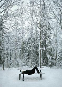 winter | Photo by: JenniPenni, via Flickr