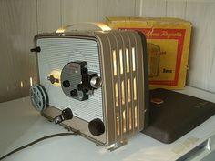 1960s Kodak Brownie 8mm Projector #vintage #kodak