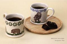 BRIXTON POTTERY ブリクストンポタリー|Spongeware Mug | new item(雑貨) | | CDC general store