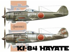 Hayate Wallpaper by Thierry Dekker (Artwork, No Scale) Navy Aircraft, Ww2 Aircraft, Fighter Aircraft, Military Aircraft, Air Fighter, Fighter Jets, War Thunder, Ww2 Planes, World War Two