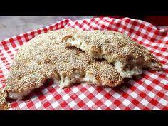 Λαγάνα χωρίς ζύμωμα χωρις μιξερ - YouTube Food And Drink, Bread, Blog, Youtube, Diy, Bricolage, Brot, Blogging, Do It Yourself