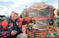 """You're either on the bus or off the bus.""  --- Ken Kesey ---"