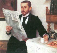 File:Lovis Corinth Porträt des Malers Benno Becker 1892.jpg