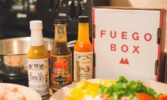 Fuego Box Hot Sauces Come With Flavor, Not Crying