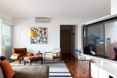 Apartamento Horácio Lafer - Suite Arquitetos