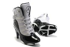 best sneakers 9f578 21196 Jordan 6 High Heels Shoes Red Basketball Shoes, Nike Heels, Shoes Heels,  Swag