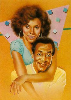 The Huxtables #1980's