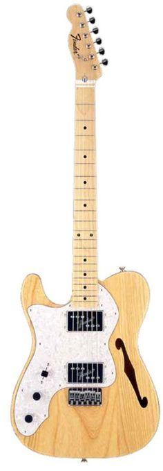 Fender Classic 70s Telecaster Thinline Natural Left Handed linkshandige elektrische gitaar kopen? Bestel Fender online. Goedkoop en voordelig. ✔ 18 winkels ✔ Laagste prijsgarantie ✔ Gratis verzending ✔ Groot assortiment