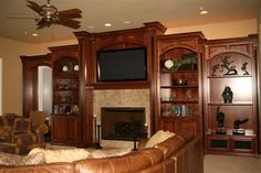 Entertainment Center | Classic Industries