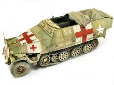 Sd.Kfz.251/11 Ausf.D by Lars Richter