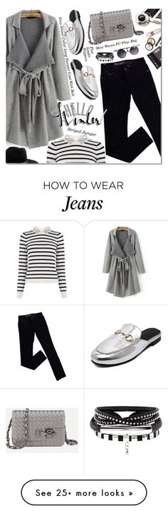 """""""Hello Winter"""" by oshint on Polyvore featuring Janessa Leone, GUESS, Browns, Oasis and Borghese"""