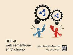 RDF et web sémantique en 5' chrono