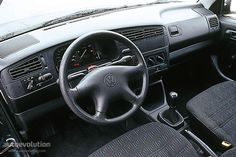 1991 VOLKSWAGEN Golf III 5 Doors - 1992, 1993, 1994, 1995, 1996, 1997 - autoevolution