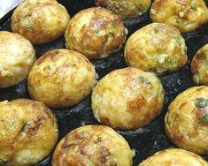 Home Recipes, Asian Recipes, Cooking Recipes, Ethnic Recipes, Japanese House, Japanese Food, Takoyaki Pan, Baked Potato, Potatoes