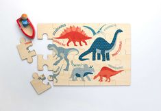 We think wooden toys are the best! Here are 10 Wondrous Wooden Toys for Kids that are super fun, educational and are sure to keep them entertained. Puzzles For Kids, Activities For Kids, Wooden Numbers, Wooden Jigsaw Puzzles, New Toys, Gifts For Girls, Kids Learning, Wooden Toys, Little Ones