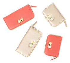 leather wallets, purses