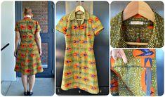 Chinese/African/Dutch Edith dress Short Sleeve Dresses, Dresses With Sleeves, Dutch, Chinese, African, Blouse, Fashion, Moda, Dutch People
