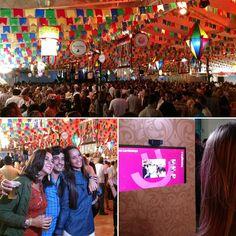 Estamos hoje no Forró Solidário em Salvador na @rainhaleonorcerimonial #totem #totemdefotos #fotosilimitadas #cabinedefotos #cabineespelhada #sucesso #opovonoivas #toteminterativo #casamento #megatotem #noiva #noivas #noivo #noivos #fotosnahora #fotoinstantanea #bodas #marriage #bride #livemkt #somoslivemkt #vestidodenoiva #festadecasamento #debutantes #15anos #15anos #casandonabahia #casandoempernambuco #casandoemsp #exponoivasbahia #noivanovaclube…