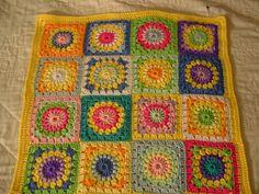 Ravelry: Carseat Blanket pattern by Mary Ellen Wells