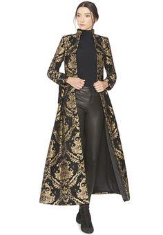 magical style robe over dragon hide pants Iranian Women Fashion, Muslim Fashion, Hijab Fashion, Indian Fashion, Fashion Dresses, Batik Fashion, Couture Fashion, Indian Dresses, Indian Outfits