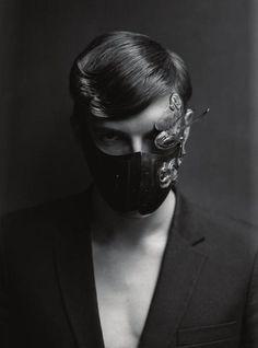 Halloween mask.