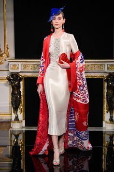 Giorgio Armani Private Couture Spring 2019 - Julia Home Haute Couture Style, Couture Mode, Couture Fashion, Runway Fashion, Abaya Fashion, Boho Fashion, High Fashion, Fashion Outfits, Womens Fashion