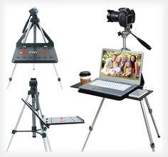 Tripad Laptop Stand
