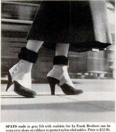 Do want!  #vintage #footwear