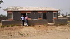 Sam and Funmi Odia, Millard Fuller Foundation