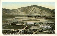 the utah postcard collection university of utah - Google Search