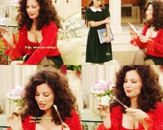 The Nanny. How I diet...