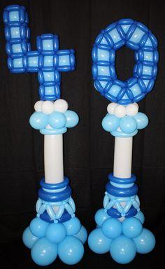 age balloon pillars