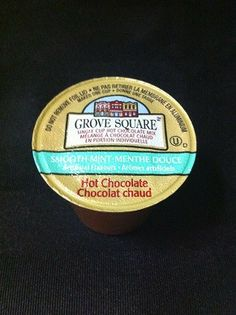 Grove Square® Mint Hot Chocolate 24ct – The Art of Coffee