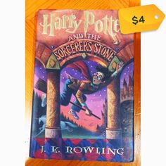 Harry Potter book in a good condition, today on Priceposts.com.