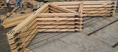 Image result for tie rod truss system