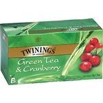 Twinings Vihreä Tee & Karpalo